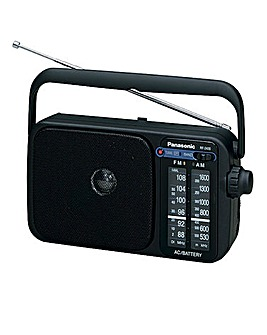 Panasonic RF-2400 Portable Radio