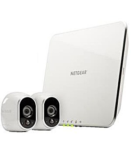 Arlo - HD Security 2 Camera Kit