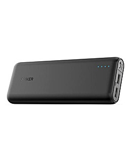 Anker PowerCore 15600 with PIQ Black