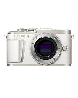 Olympus PEN E-PL9 Body Only - White