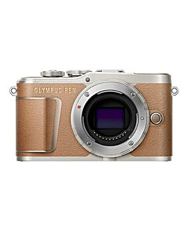 Olympus PEN E-PL9 Body Cashmere Brown