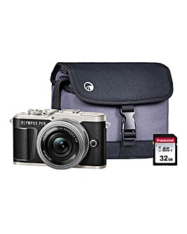 Olympus PEN E-PL9 Body Only Black