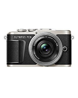 Olympus PEN E-PL9 14-42 EZ Lens - Black