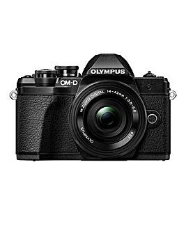 Olympus E-M10 MK III Black 14-42mm Lens