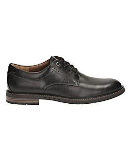 Clarks Unelott Plain Shoes G fitting