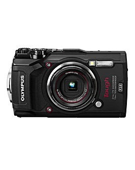 Olympus TG-5 Tough Camera Black 12MP