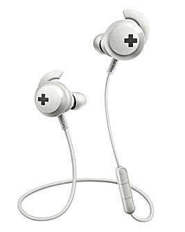Philips Bass+ In-Ear-HP with Bluetooth