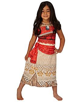 Disney Classic Moana Costume + Free Gift