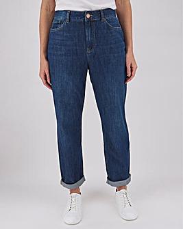 Riley Vintagewash Slouch Boyfriend Jeans