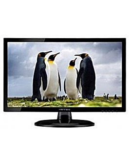"HANNS G HE247DPB 23.6"" WIDE LED Monitor"
