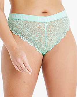 Hustler by Playful Promises Lace Briefs