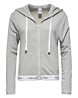 Calvin Klein L/S Zip Hoodie