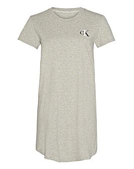 Calvin Klein Knit S/S Nightshirt