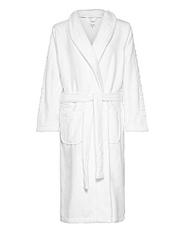 Calvin Klein Cotton Terry Robe