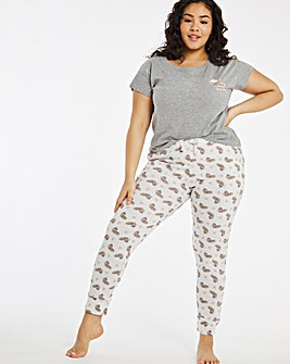 Boux Avenue Brunch Club PJ Set