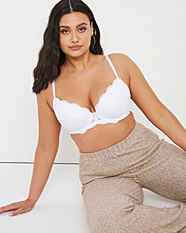 Ann Summers Sexy Lace Plunge Bra Sustainable