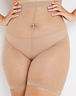 Pretty Polly Curves Lace Shorts