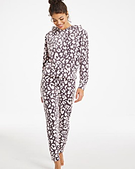 Boux Avenue Velour Animal Twosie