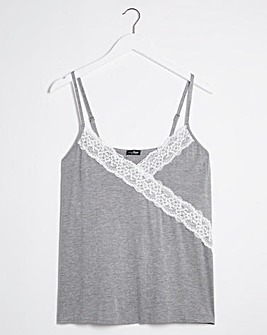 Pour Moi Sofa Loves Lace Support Cami Top