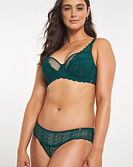 Dorina Curves Moss Full Cup Wired Bra