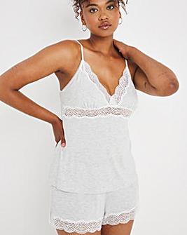 Dorina Curves Ady Eco Melange Shorts