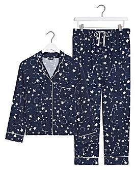 Pour Moi Constellation Luxe PJ Set
