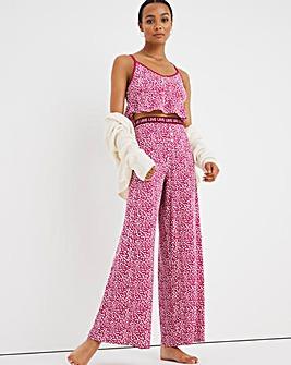 Boux Avenue Leopard Print PJ Set