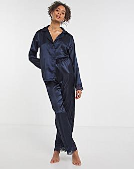 Boux Avenue Marnie Lace Pyjama Set