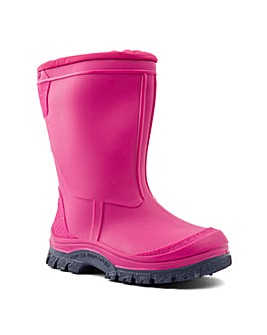 Start-Rite Mudbuster boot pink