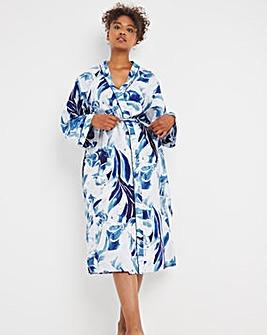 Cyberjammies Ellie Leopard Print Gown