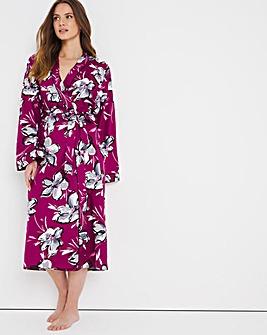 Cyberjammies Natasha Floral Print Gown