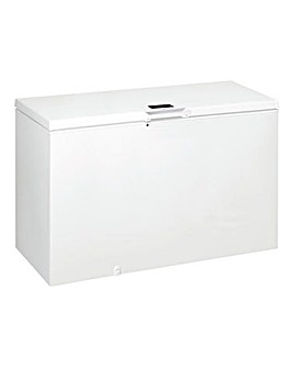 Hotpoint CS1A400HFMFA Freezer White