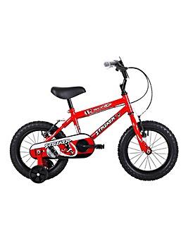 "Sonic Striker 14"" Boys Junior Bicycle"