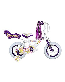 Sonic Girls Bumble Bike 12""