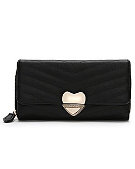 Mario Valentino Rapunzel Quilted Wallet