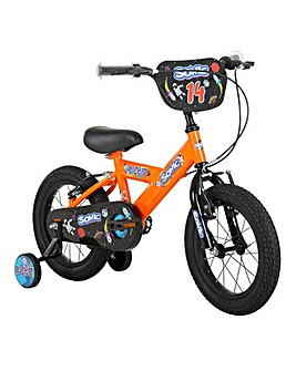 Sonic Boys Rocket Bike 14""