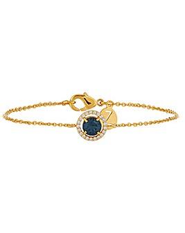 Accessorize Swarovski Halo Bracelet