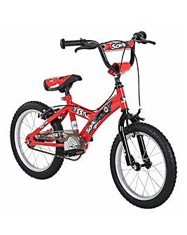 "Sonic Boys Boom Bike 16"""