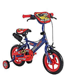 "Sonic Boys Zoom Bike 12"""