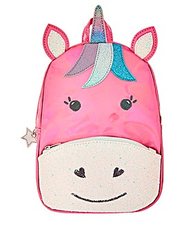 Accessorize Rainbow Unicorn Backpack