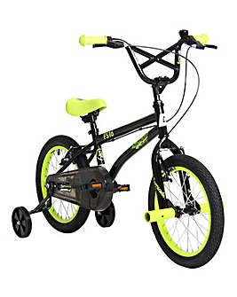 "Barracuda BMX FS 16"" Bike"