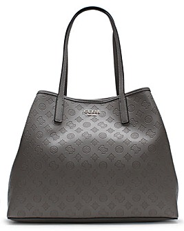 Guess Vikky Large Slouchy Logo Tote Bag