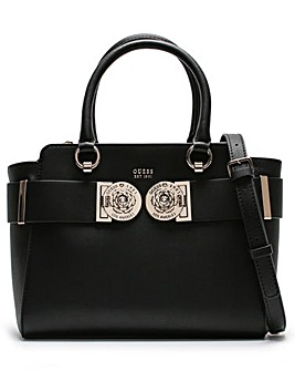 Guess Carina Satchel Bag