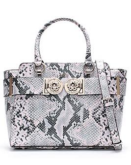 Guess Carina Satchel Bag