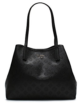Guess Vikky Slouchy Logo Tote Bag