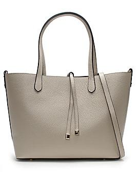 Daniel Madder Leather Tote Bag