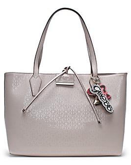Guess Tabbi Logo Tote Bag