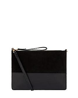Accessorize Carmela Leather Bag