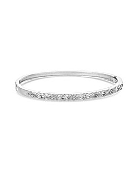 Jon Richard Crystal Multi Shape Bangle