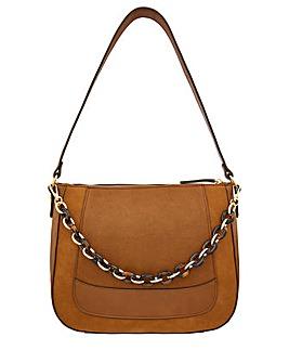 Accessorize Chain Hobo Bag